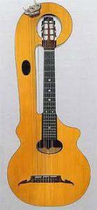 Chitarra lyra