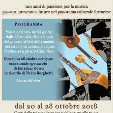 120 anni di passione per la musica